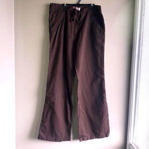 Linen/cotton Pants
